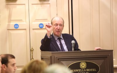 Minister Shane Ross on challenge facing independents