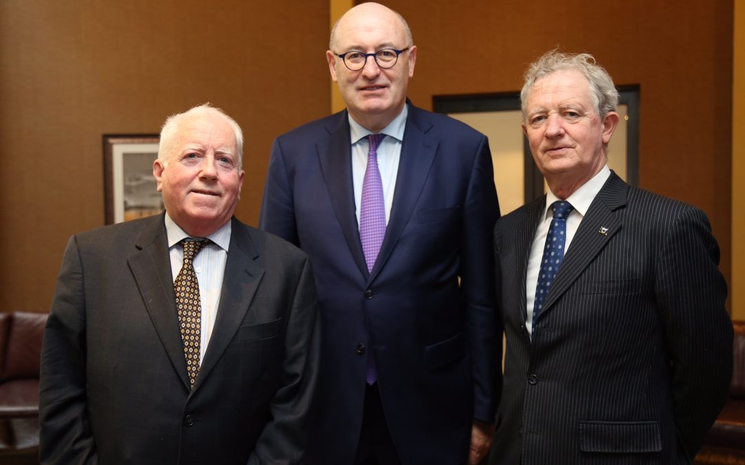 EU Commissioner Phil Hogan: still no wiser as to what type of Brexit Britain wants