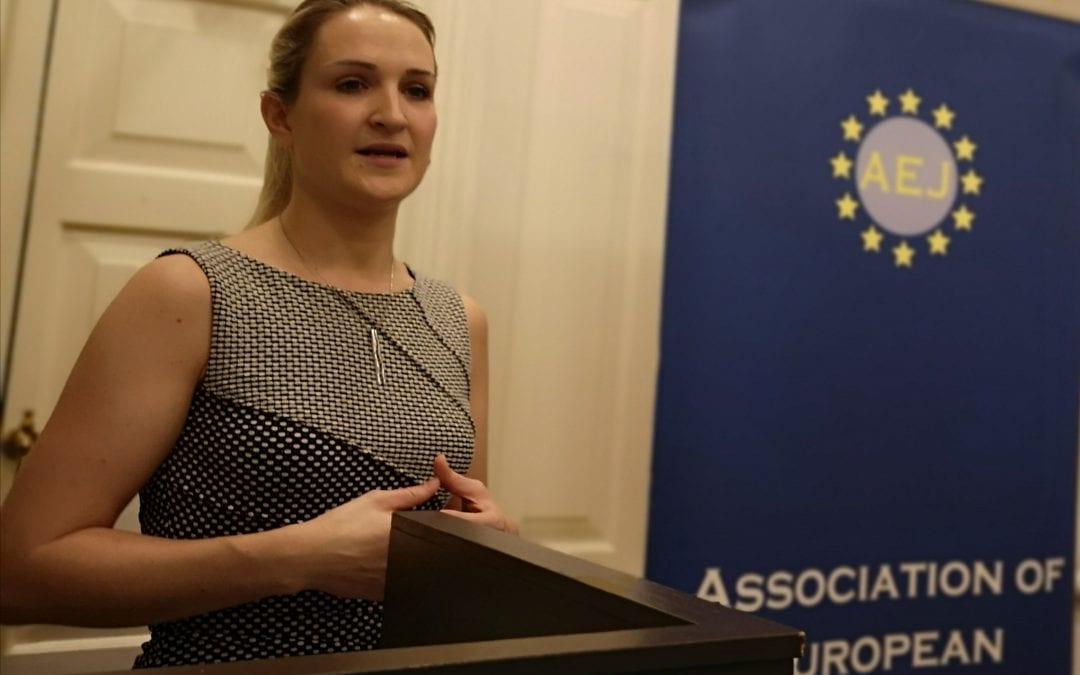 Minister McEntee:EU is bedrock of our economy