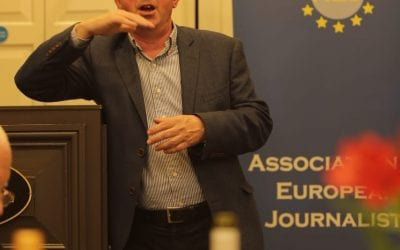 Brexit and beyond: Oliver Mangan, Chief Economist, AIB