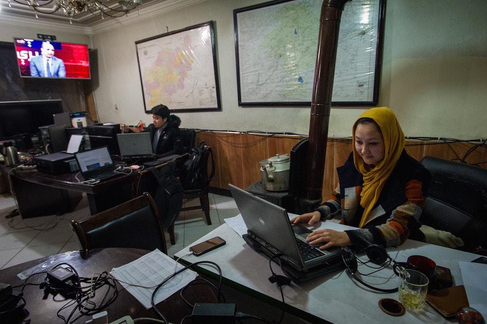 Civil society and media organisations call on the G7 to protect and evacuate journalists and media workers in Afghanistan